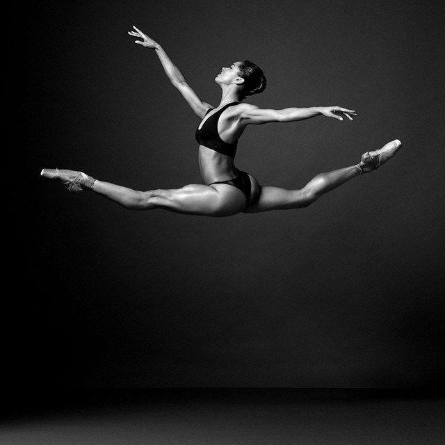 © Henry Leutwyler.  Misty Copeland, American Ballet Theatre: