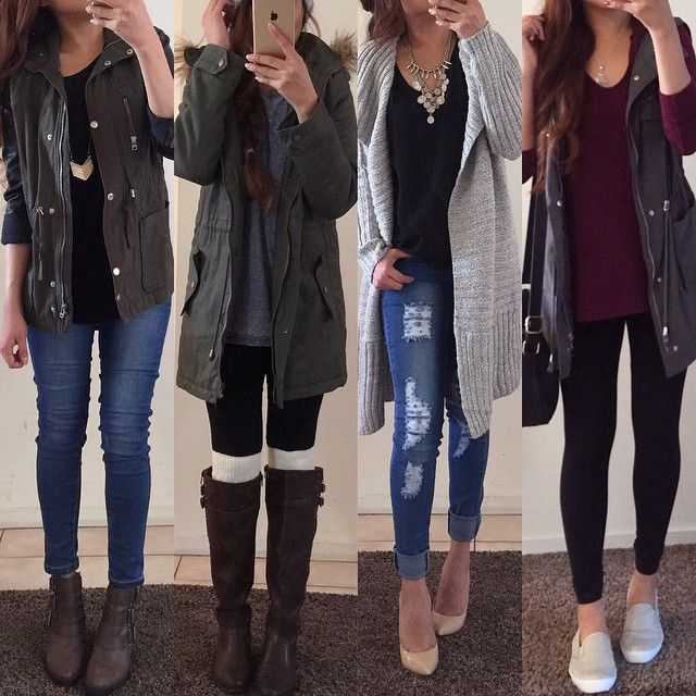 Outfits of the week ❤️️