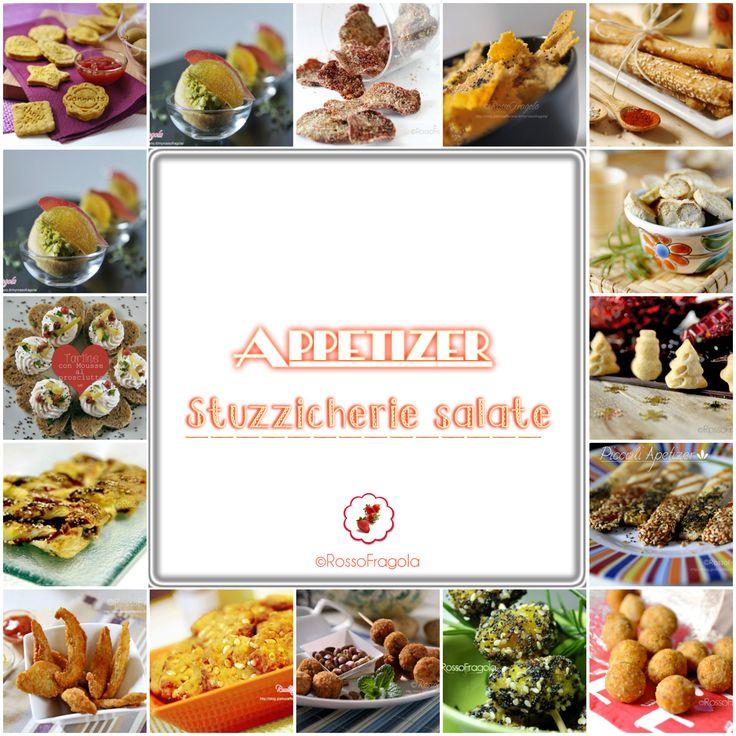 Stuzzichini salati per aperitivi e buffet...semplici e sfiziosi!