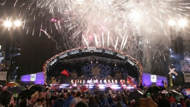 Proms in the Park at Hyde Park © BBC