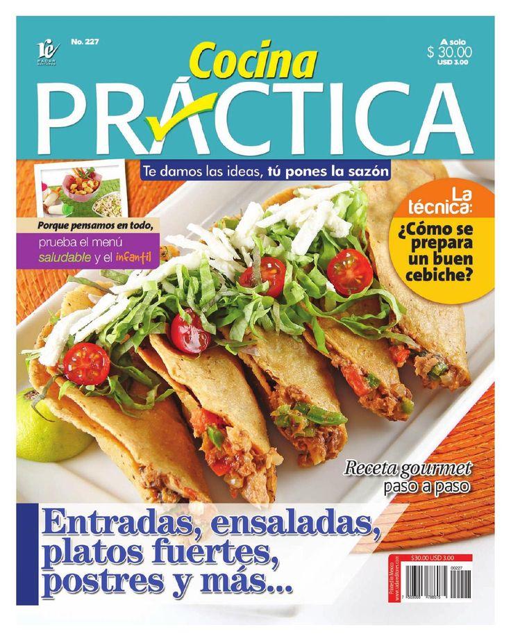 Mejores 15 imágenes de cocina practica en Pinterest | Libros, Casero ...