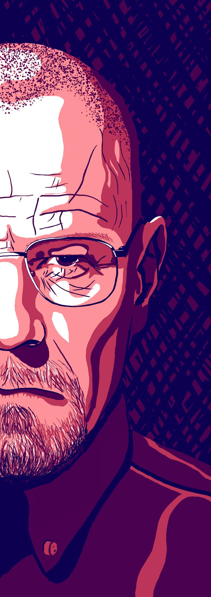 "Breaking Bad - ""The one who knocks"" 