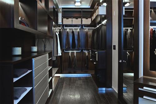 Luxury Bachelor's Pad, Master Gentleman's Closet ..XoXo