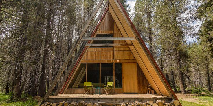 Simple Luxury - Small Hotel - Far Meadow, Yosemite Area, California
