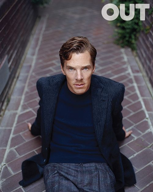 Poised to make Alan Turing his own, 'Sherlock' star Benedict Cumberbatch is no stranger to sexual politics and bullying. | Out Magazine