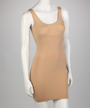 Take a look at this Nude Defined Profile Shaper Slip - Women by FIT on #zulily today!