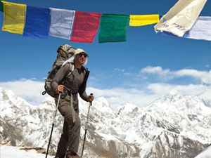 Himalayan Treks and Expeditions - Whether it's the popular treks to the base camps of Everest or Annapurna or a trip to the more remote regions of Nepal and India we can help you find the right adventure.