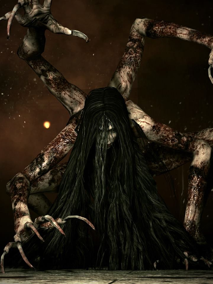 The Evil Within, this thing freaks me out so much!! It's awesome but AAAH!!!