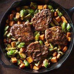 Healthy Recipes for Cast-Iron Skillets - EatingWell.com