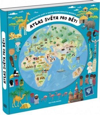 Obrázek Atlas světa pro děti