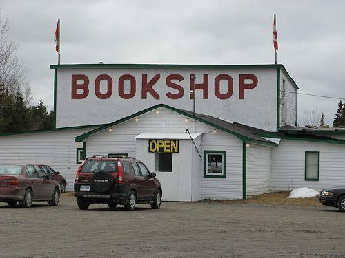 Highway Bookshop, Cobalt, Ontario, Canada (closed 2011)