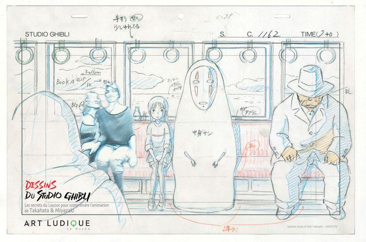 Super photo souvenir de l'expo Miyazaki !