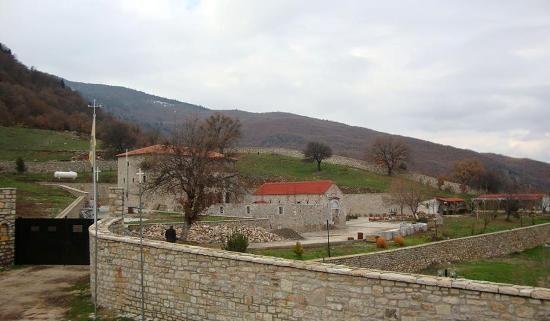 ΙΕΡΑ ΜΟΝΗ ΠΑΝΑΓΙΑΣ ΧΡΥΣΙΝΟΥ ΚΑΛΑΜΠΑΚΑΣ | Μοναστήρια της Ελλάδος