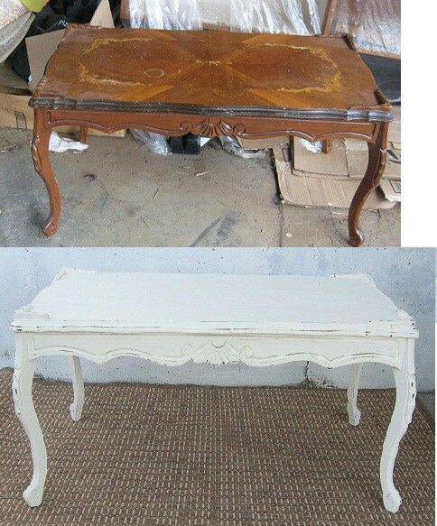 121 Best Images About Coffee Table On Pinterest Refinished Table Vintage Coffee Tables And