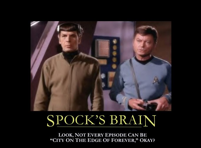 Star trek humor | Star Trek inspirational posters – Respectful Insolence