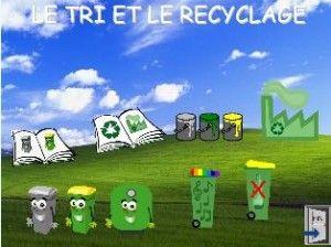 logiciel tri des déchets