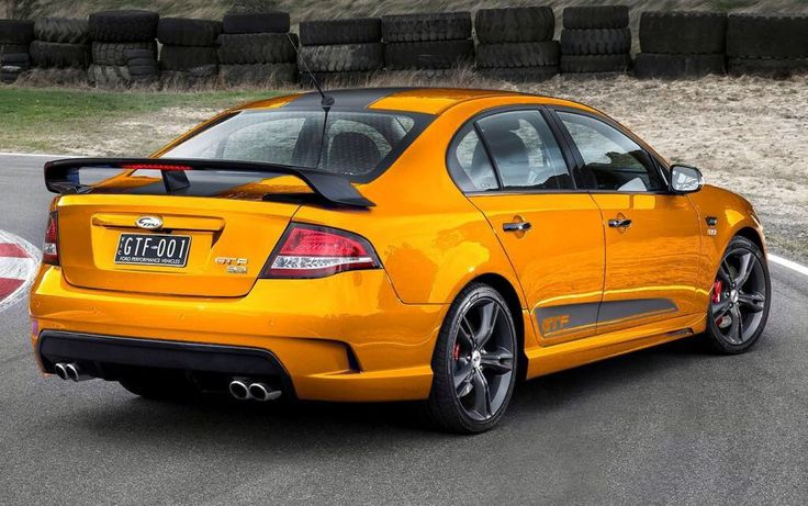 Ford FPV GT-F 351kw, the last 100 made ford Australian GT