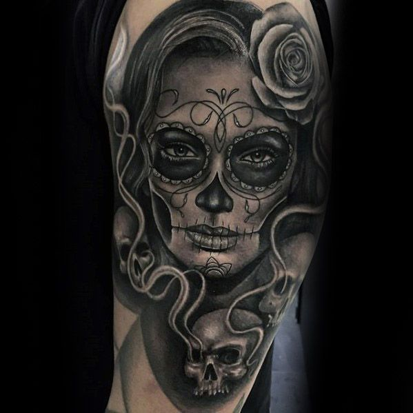 82 best dotd images on pinterest tattoo ideas chicano and la catrina. Black Bedroom Furniture Sets. Home Design Ideas