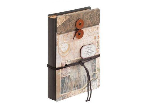 Блокнот для записей «Загадка» Organizer, notebook, notebook, notebook vintage, gift. Органайзер, блокнот, записная книжка, винтажный блокнот, подарок, ежедневник, винтажное оформление, купить блокнот