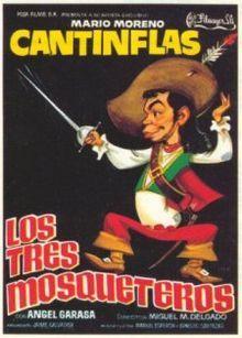 Los tres mosqueteros - Wikipedia, the free encyclopedia