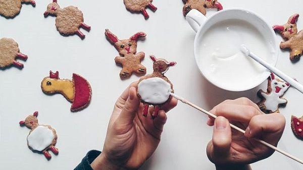 Food Traditions At Christmas