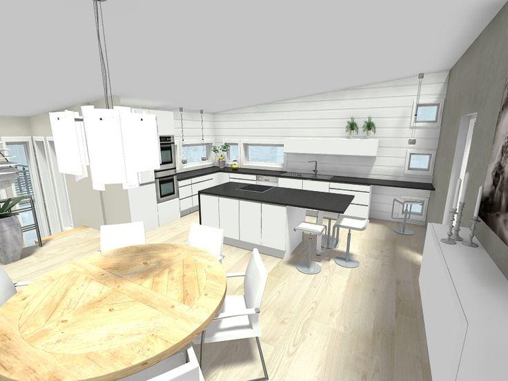 ★ GREAT example of using RoomSketcher to design & remodel a kitchen by Marit Skei:   http://nr14.wordpress.com/2014/01/31/kjokken-i-nye-huset-ny-skratak-funksjon/  [Use Google Chrome to translate, if needed]