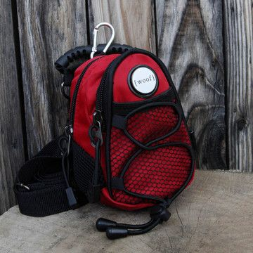 Mini Day Pack Red now featured on Fab.