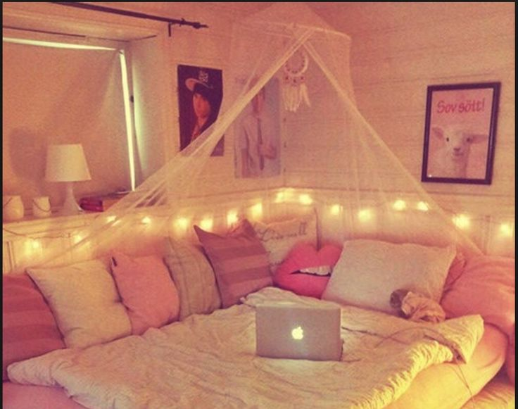 I wish my bedroom looked like this!