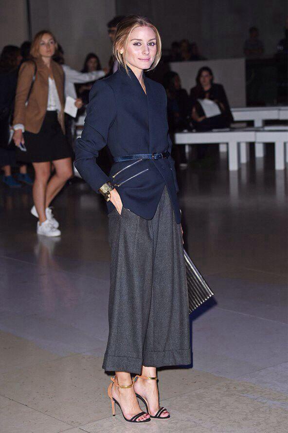 olivia palermo   london fashion week sp 2015