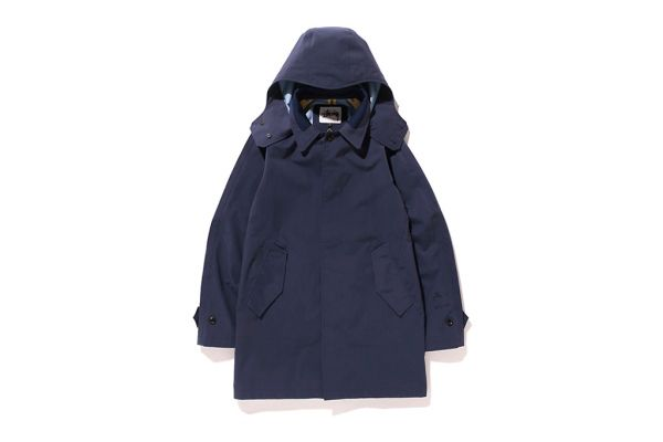 Stussy 2014 Fall/Winter GORE-TEX Soutien Collar Coat