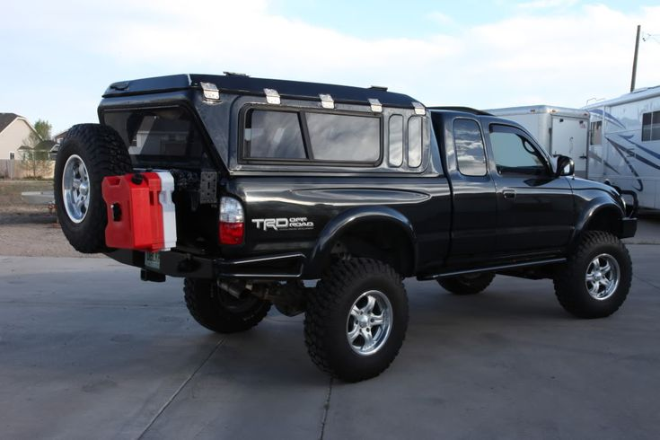 Show Us Your Toyota 4runner Tacoma Or Truck Expedition