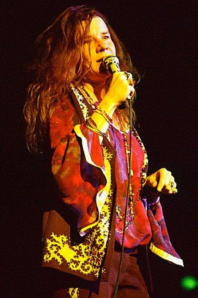Janis At Woodstock 1969 Music Concert Janis Joplin Concert