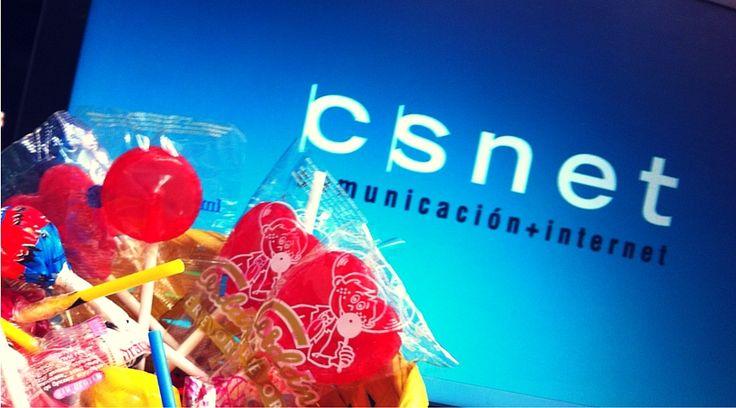 #CSnet #Dulces #Gominolas #EquipoCSnet