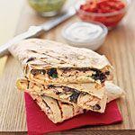 Grilled Chicken Quesadillas Recipe | MyRecipes.com