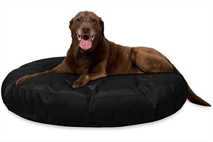 K9 Ballistics Round Dog Bed Nearly Indestructible Round Dog Bed Dog Bed Covered Dog Bed
