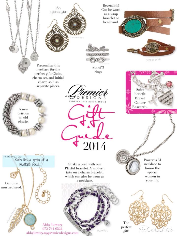 Pick a gift! Premier Designs 2014 Holiday Collection