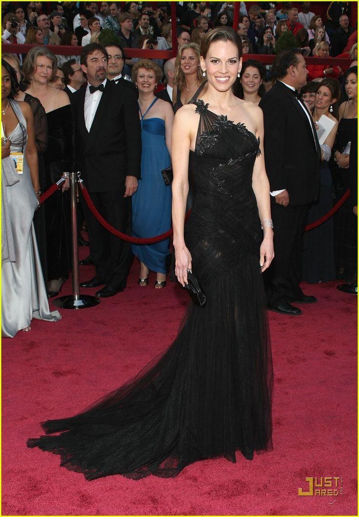 Hilary Swank @ Oscars 2008