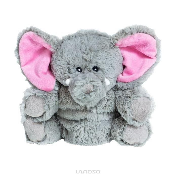 Мягкая игрушка-грелка Слон, 30 см