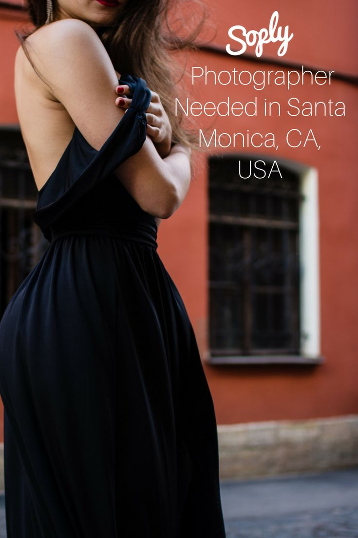 #Photographer needed for a #blogger's #fashion and #lifestyle #site in #Santa Monica, #California, USA. See the #photography job and apply by clicking the pin!