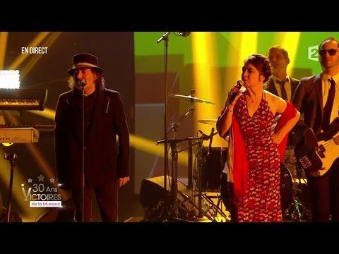 Rachid Taha & Catherine Ringer – « Ya Rayah » Victoires de la Musique 2015 ...