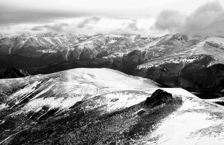 Godeanu Mountains by Costin Mugurel on 500px