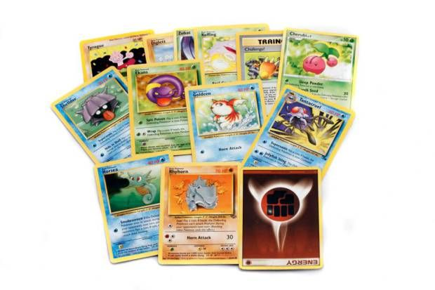 Pokémon GO continues to grip in the world in one singular quest of catching them all, while rediscovering our inner child that spent hours glued to a Game Boy or collecting Pokémon cards with the same purpose.  Like many of our childhood toys, some of your swag will have gained some value throughout the years. Find out if you've caught yourself a fortune.