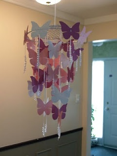 baby butterfly mobile: Butterflies, Baby Room, Butterfly Mobile, Baby Kid Gifts, Mobile