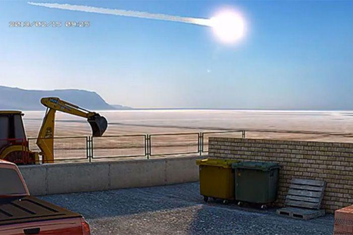 08/02/2016 - Chelyabinsk Meteor: Wake-Up Call for Earth