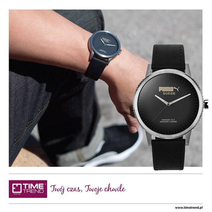 Puma Suede Limited  http://timetrend.pl/zegarki/13468-puma-suede-limited-edition-pu104101001.html  #puma #zegarek #zegarki #sport #suede #pumasuede #sneaker #moda #styl #streetwear #limit #lifestyle #timetrend #twojczas