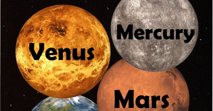 Kids will be fascinated and engaged as they learn about our solar system  and the inner planets: Mercury, Venus, Earth, and Mars. Lots of ha...