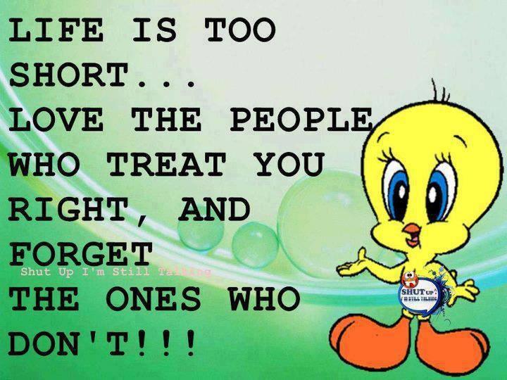 I love Tweety Bird! :)