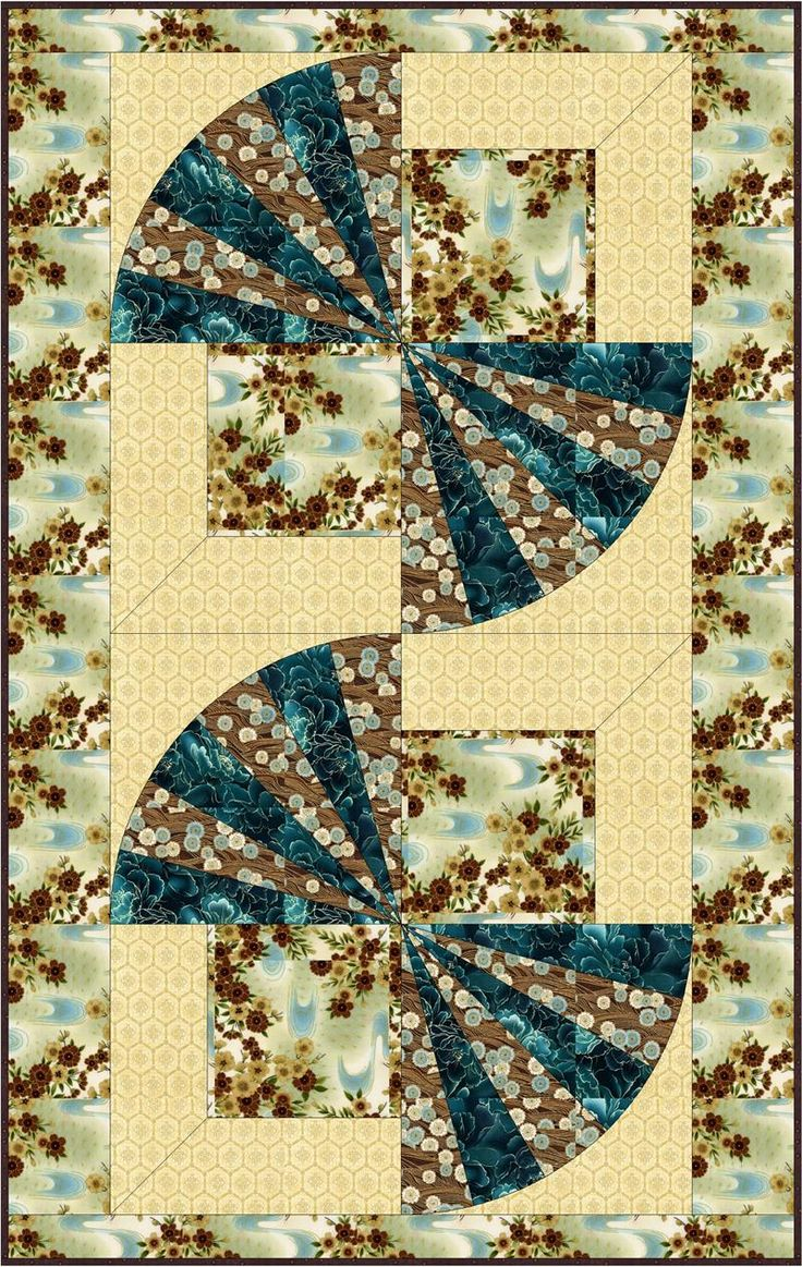 1000 Images About Oriental Quilt Patterns On Pinterest