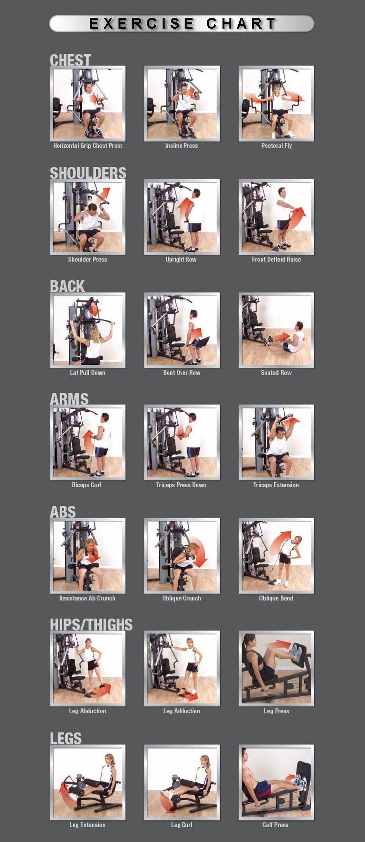 Weider Dual Stack Home Gym Home Gym Hq