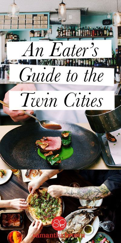 From Vietnamese food to inside-out cheeseburgers, you won't leave this northern destination hungry. Here are the best places to eat in the Twin Cities.